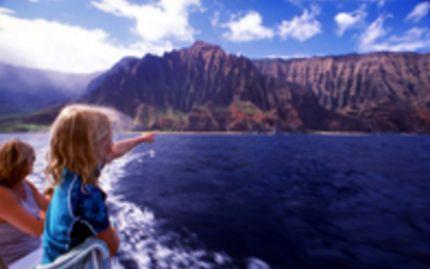 Na Pali Kauai Sunset Cruise