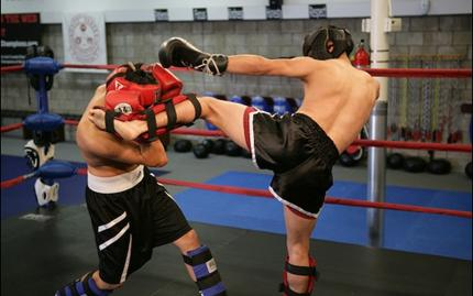 Filipino Kickboxing
