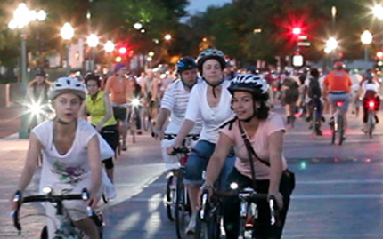 7th Street Social Bike Ride