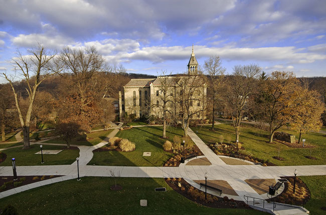 Geneva College Department of Business, Accounting, and Management Part Time MBA