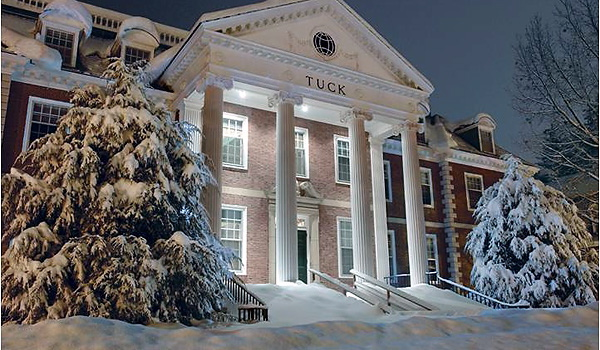 Dartmouth College, Tuck School of Business Full Time MBA