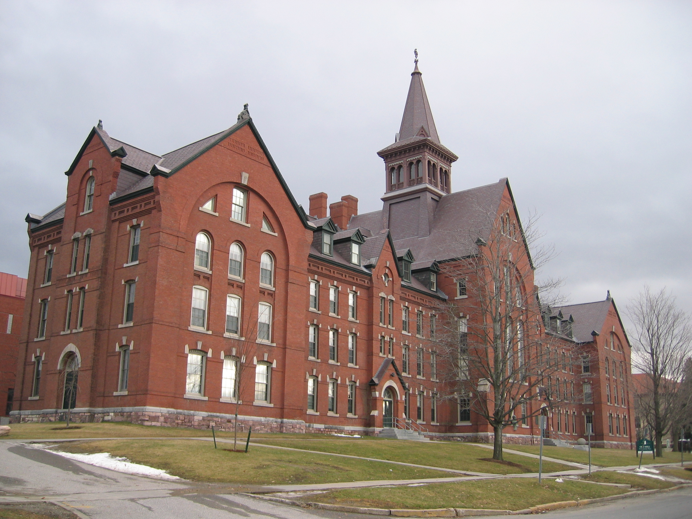 University of Vermont School of Business Administration Full Time MBA