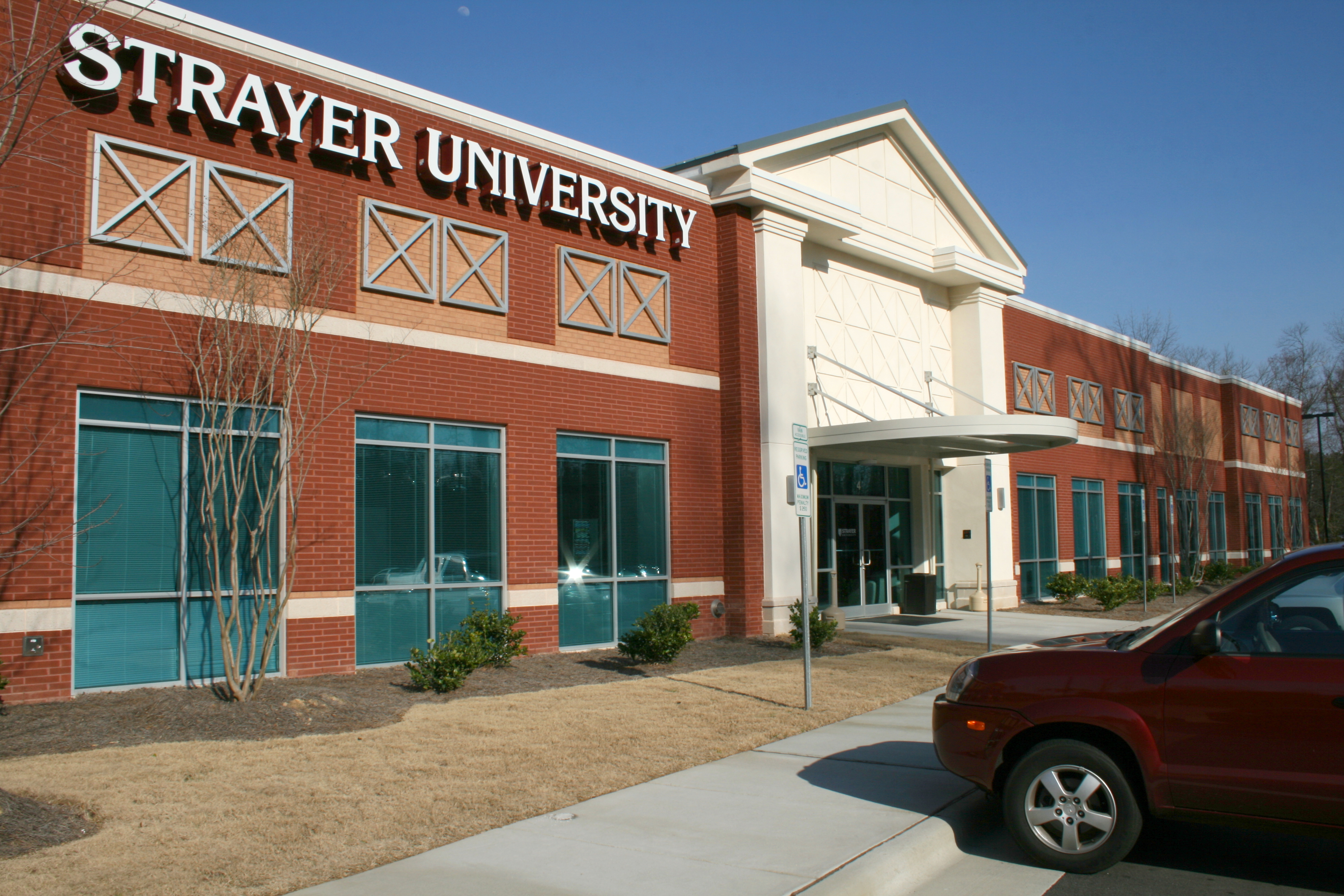 Strayer University DC Campus Full Time MBA
