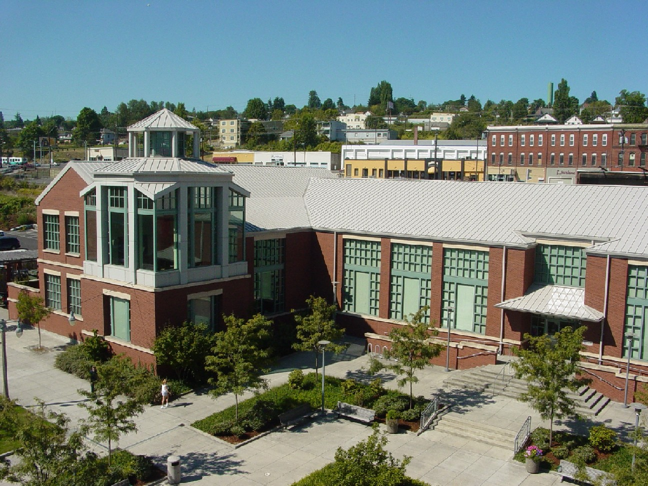 University of Washington - Tacoma Milgard School of Business Part Time MBA
