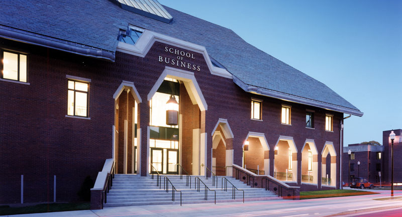 University of Connecticut, School of Business Executive MBA