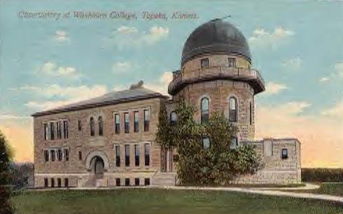 Washburn University Full Time MBA