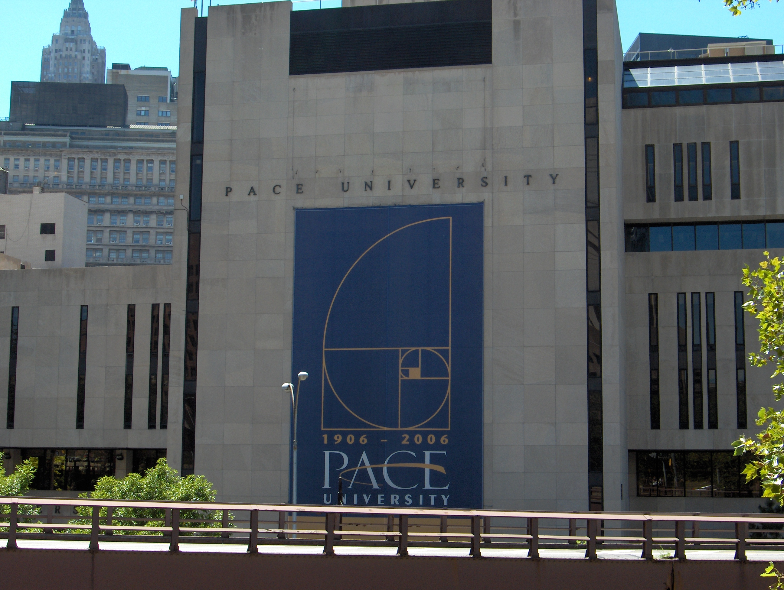 Pace University, Lubin School of Business Full Time MBA