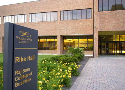Wright State University College of Business and Administration Part Time MBA