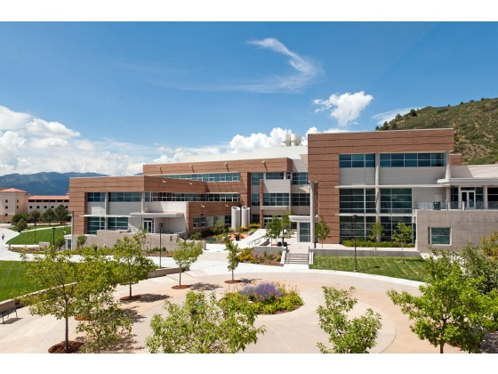University of Colorado, Colorado Springs, Graduate School of Business Administration Part Time MBA