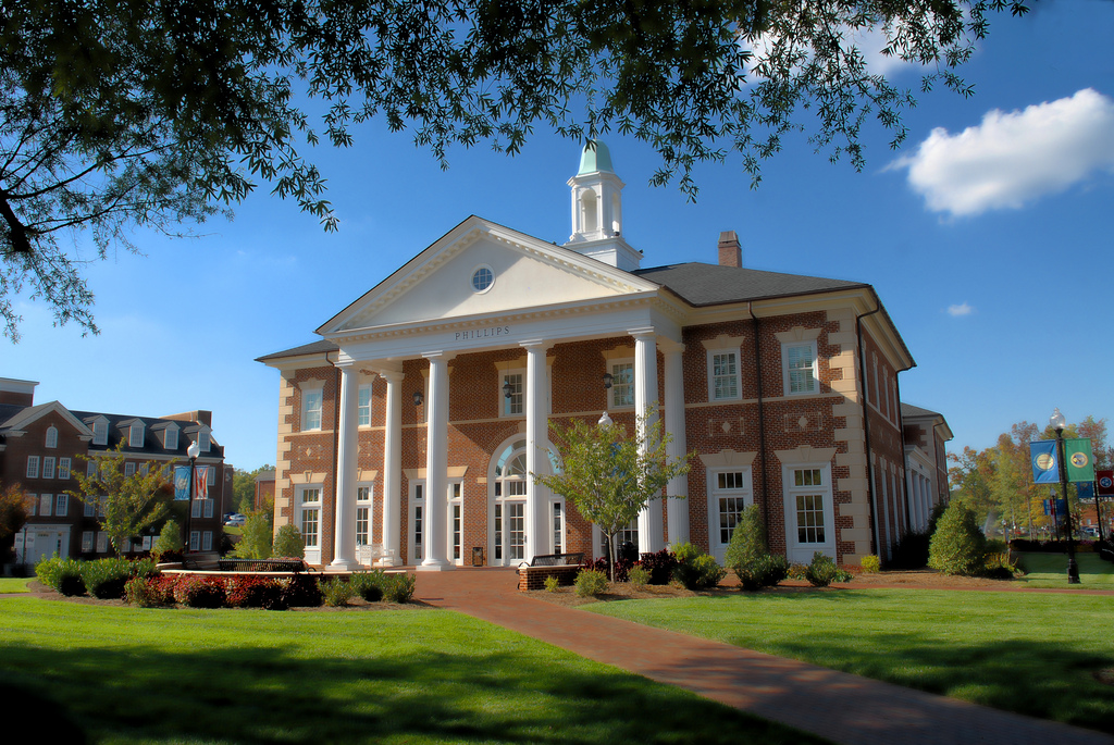 High Point University Graduate Studies Full Time MBA