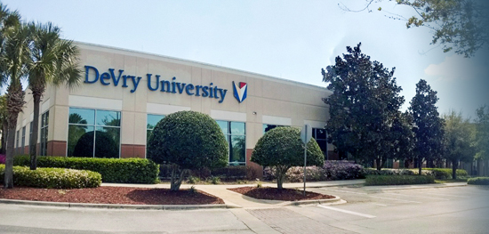 Keller Graduate School of Management of Devry University Tampa Campus Full Time MBA