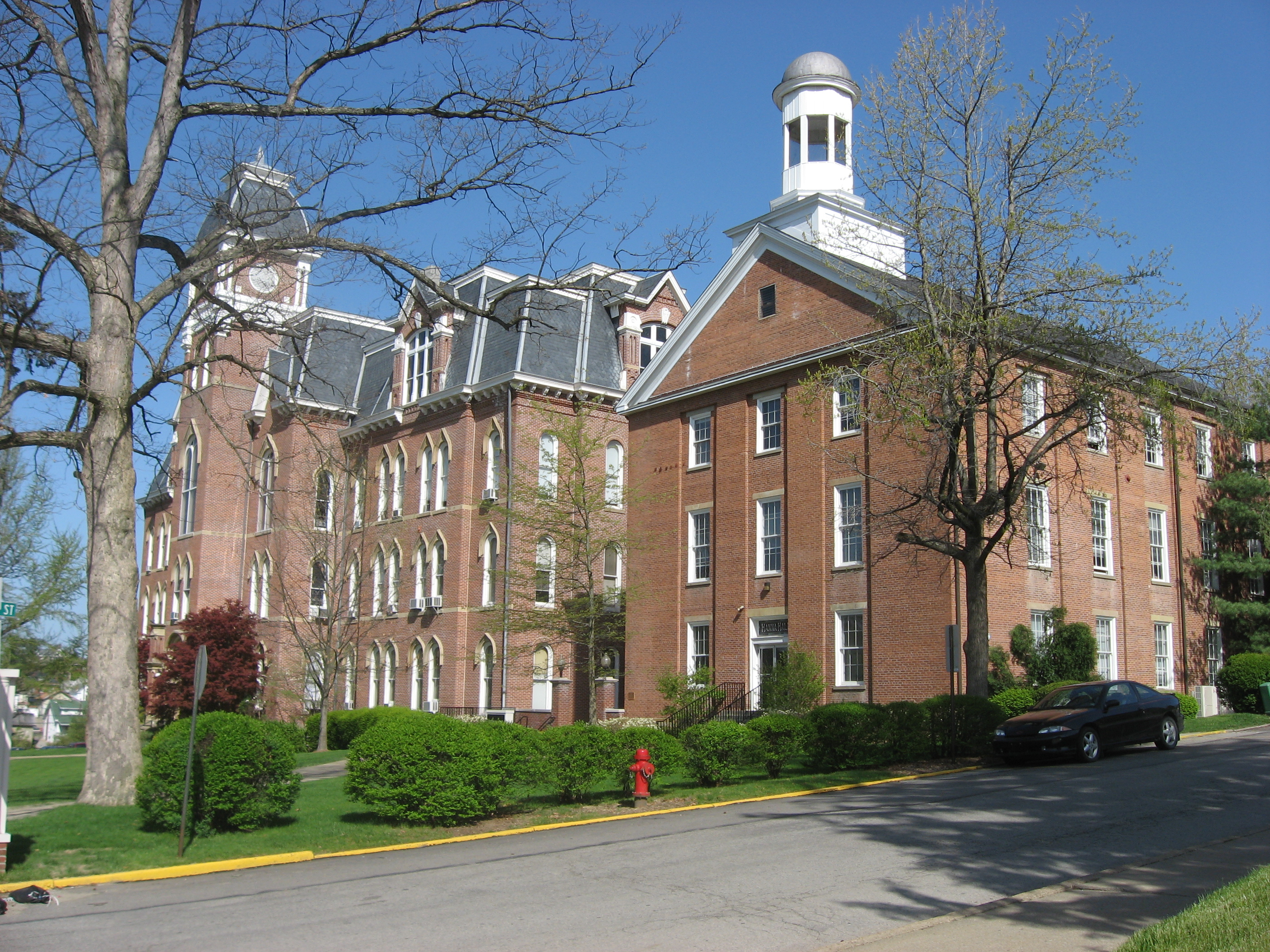 Waynesburg College Part Time MBA