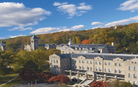Mount Saint Mary`s University Full Time MBA