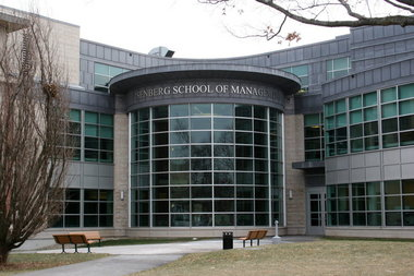 University of Massachusetts, Amherst, Isenberg School of Management Distance MBA