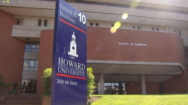Howard University, School of Business Full Time MBA