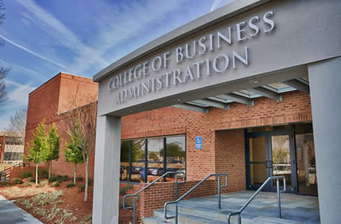 Savannah State University Part Time MBA