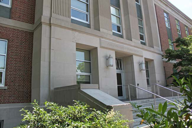 North Carolina State University, Jenkins Graduate School of Management Distance MBA