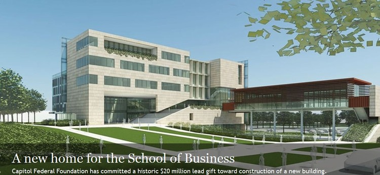 University of Kansas School of Business Full Time MBA