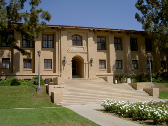 University of California - Riverside A. Gary Anderson Graduate School of Management Full Time MBA