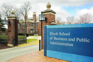 University of Missouri - Kansas City Henry W. Bloch School of Management Part Time MBA
