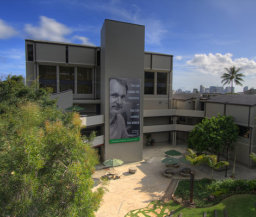 University of Hawaii, Shidler College of Business Part Time MBA