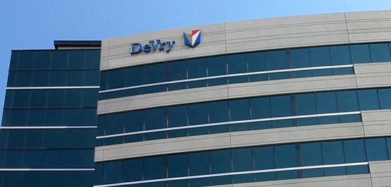 DeVry University, Keller Graduate School of Management Part Time MBA