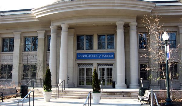 American University, Kogod School of Business Part Time MBA