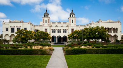University of San Diego, School of Business Administration Full Time MBA