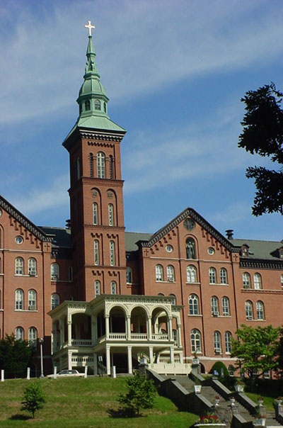 College of Mount Saint Vincent School of Professional & Continuing Studies Full Time MBA
