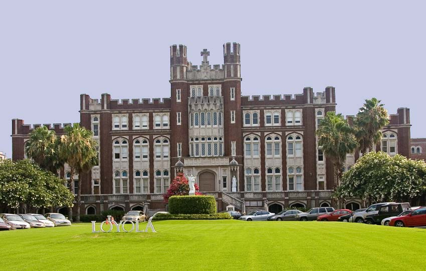 Loyola University New Orleans Joseph A. Butt, S.J. College of Business Full Time MBA