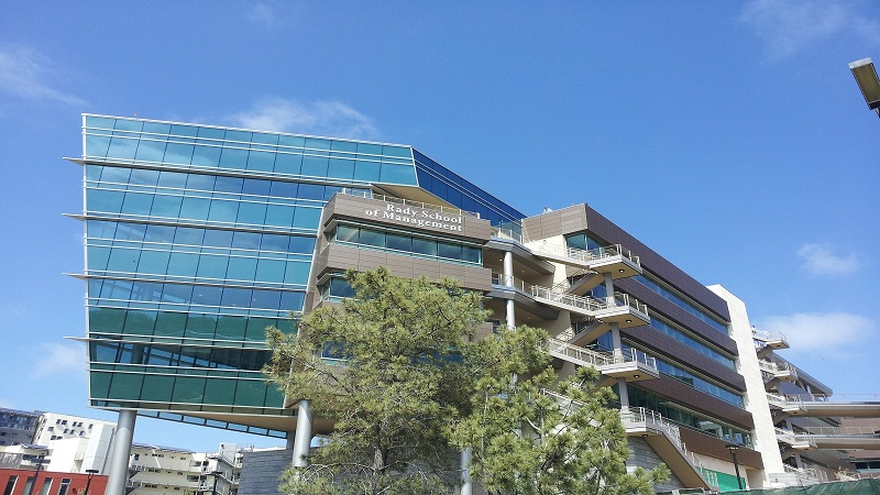 University of California, San Diego, Rady School of Management Executive MBA