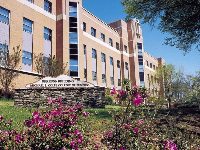 Kennesaw State University, Coles College of Business Distance MBA