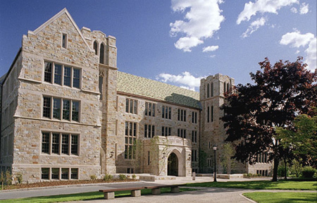 Boston College, Carroll School of Management Full Time MBA