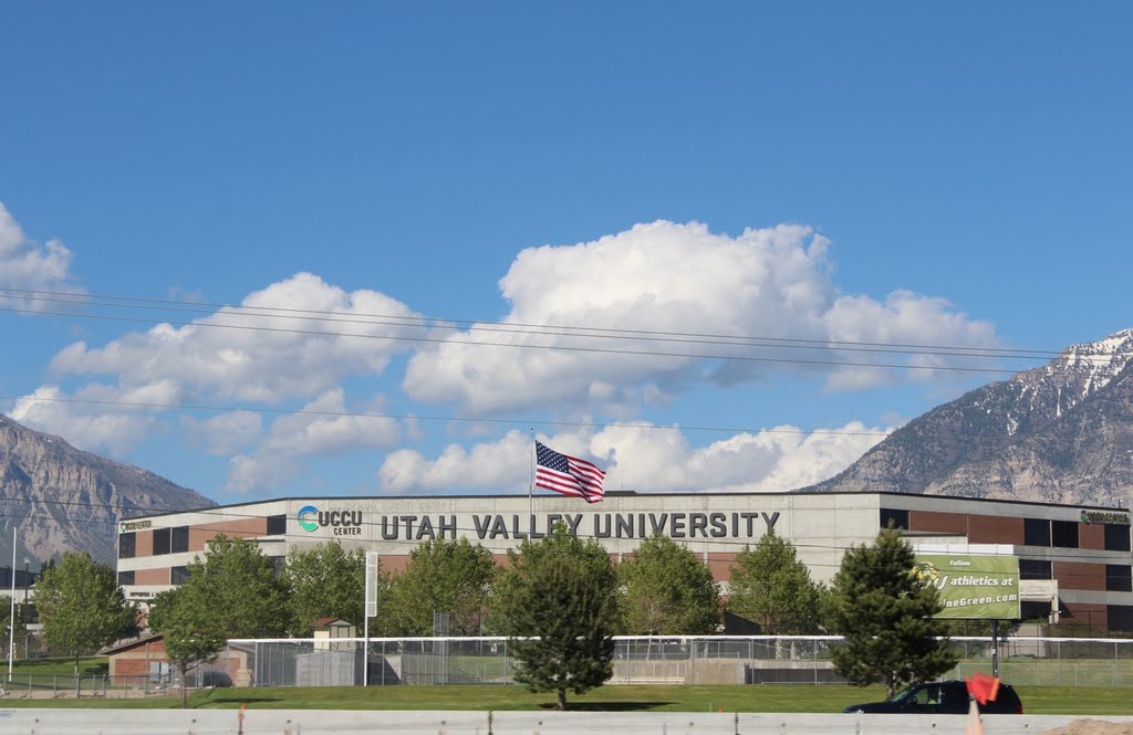Utah Valley University Woodbury School of Business MBA (Part-time and Full-time)