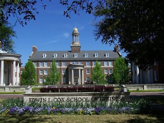 Southern Methodist University, Cox School of Business Part Time MBA