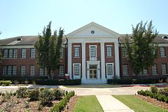 Nicholls State University College of Business Administration Part Time MBA