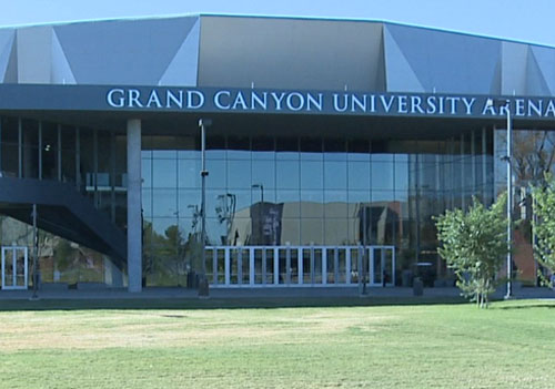 Grand Canyon University Ken Blanchard College of Business Part Time MBA