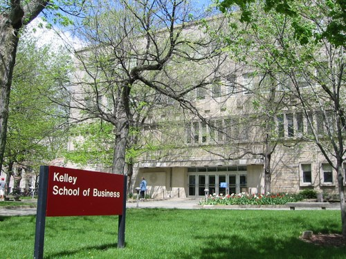 Indiana University - Bloomington Kelley School of Business Distance MBA