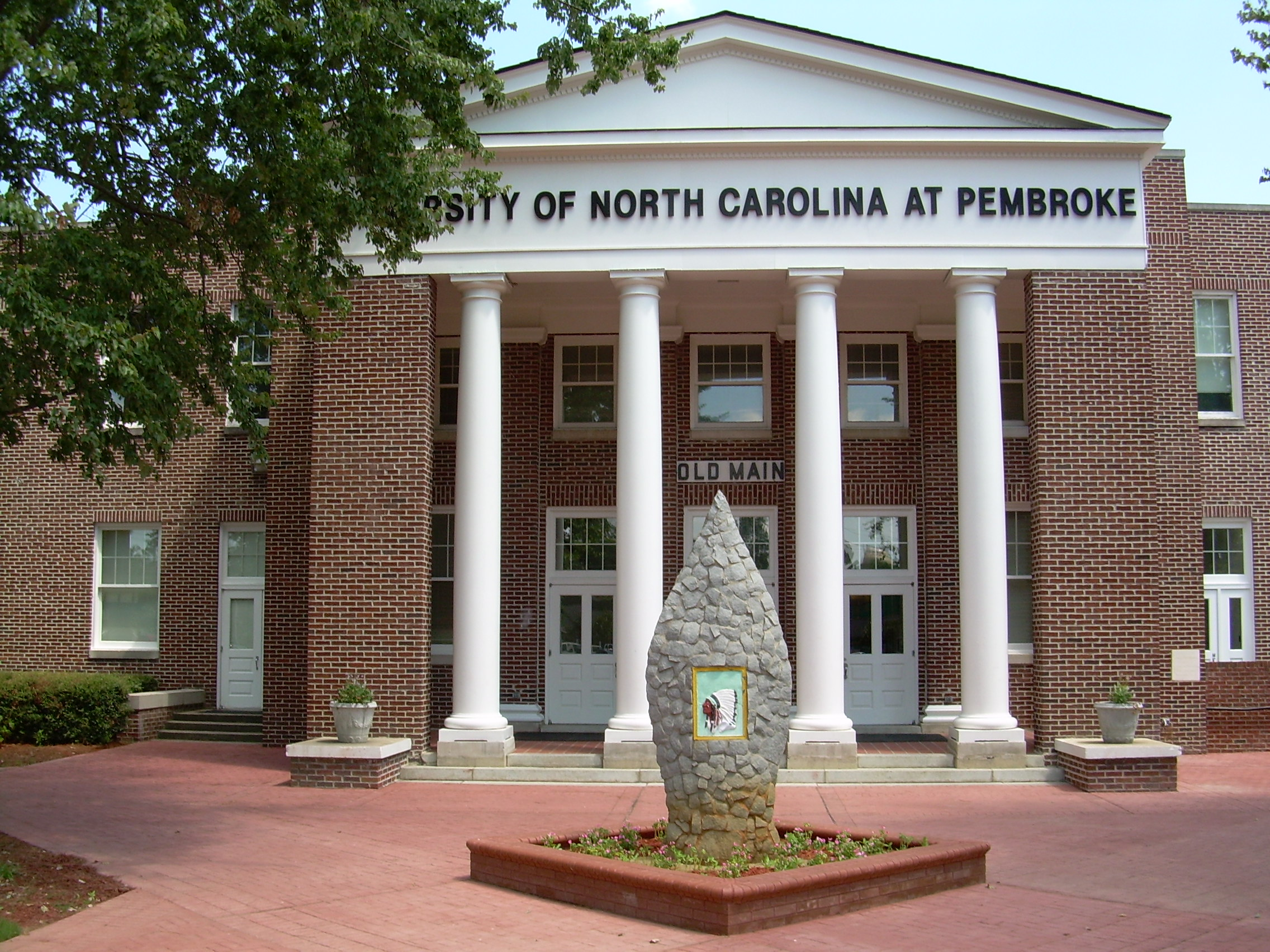 University of North Carolina - Pembroke Graduate Studies Part Time MBA