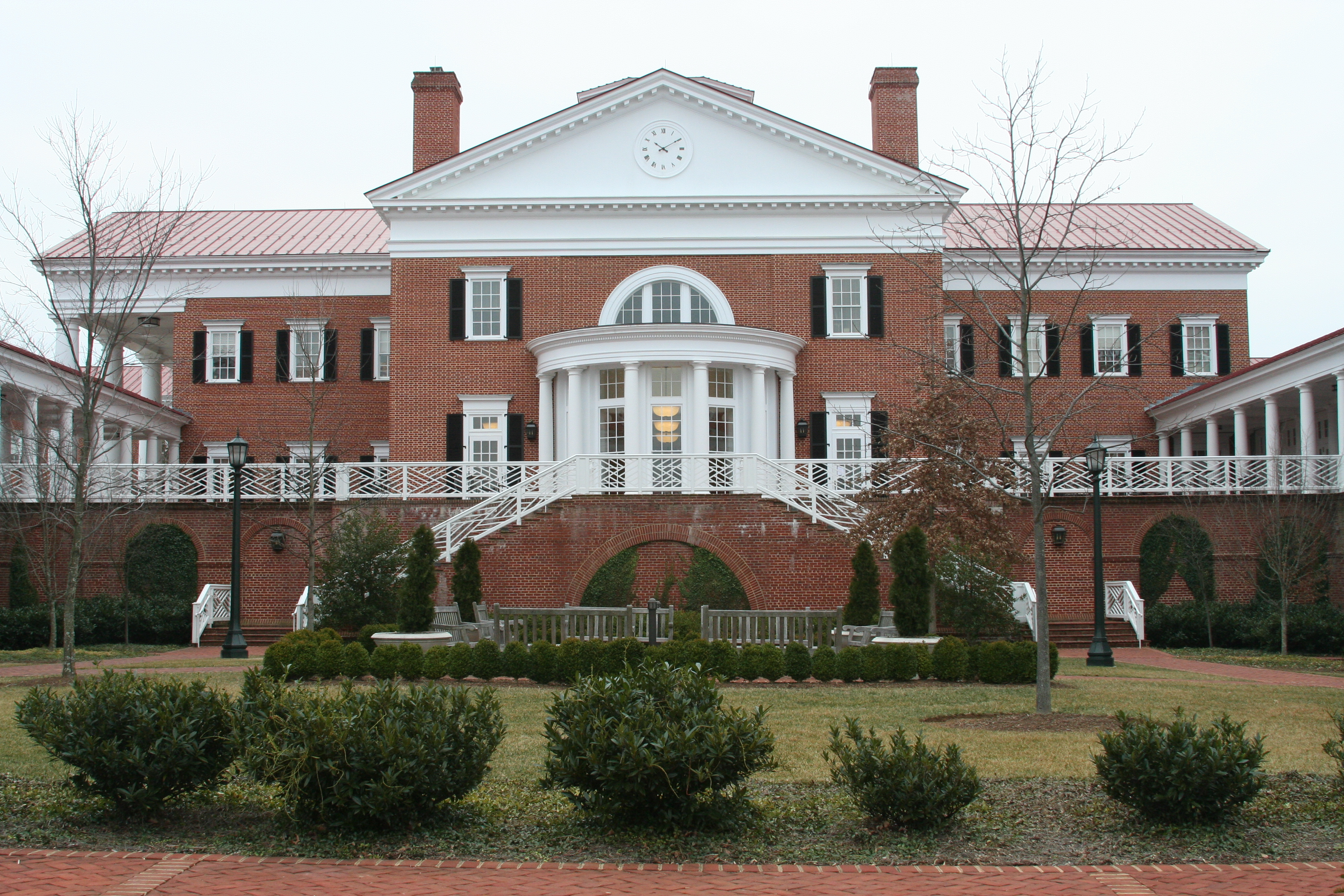 University of Virginia, Darden School of Business Full Time MBA
