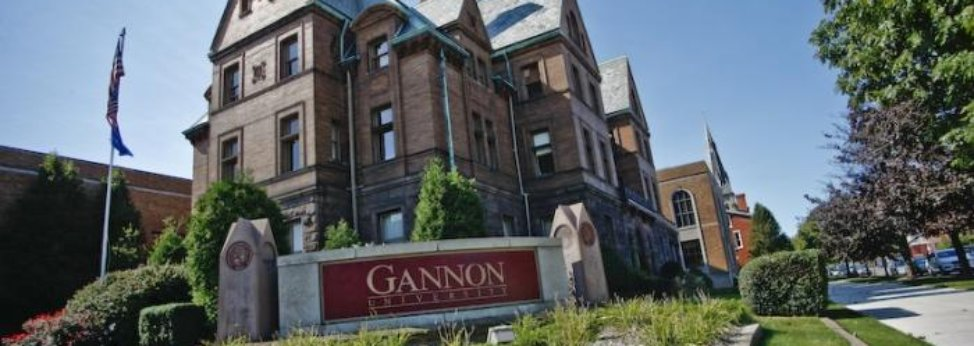 Gannon University Full Time MBA