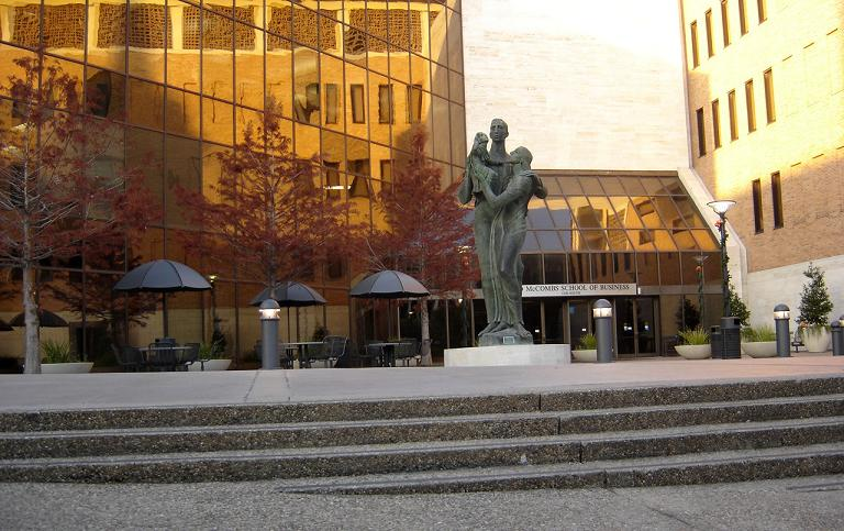 University of Texas, Austin, McCombs School of Business Executive MBA