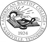 American Baptist College