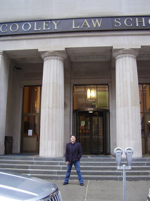 The Thomas M. Cooley Law School