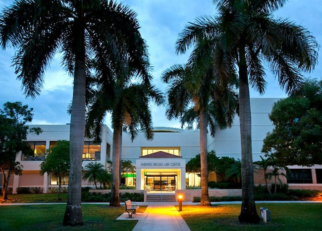 Nova Southeastern University Shepard Broad Law Center
