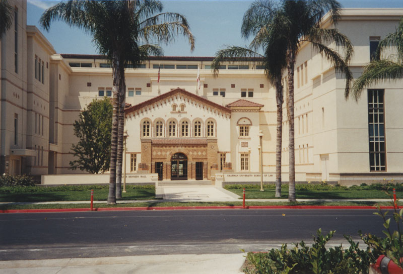 Chapman University School of Law