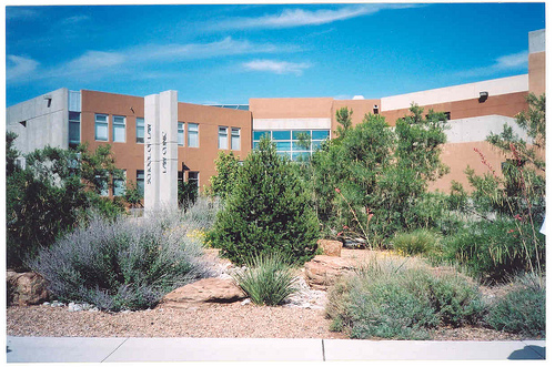 The University of New Mexico School of Law