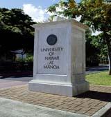 University of Hawaii at Manoa Graduate School