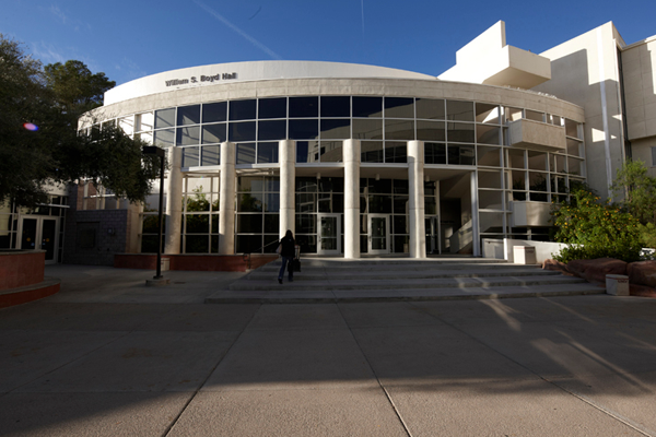 University of Nevada, Las Vegas, William S. Boyd School of Law