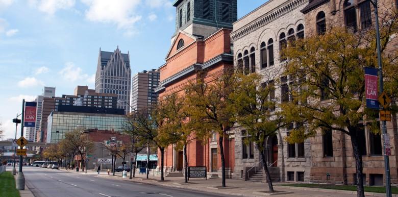 University of Detroit Mercy School of Law